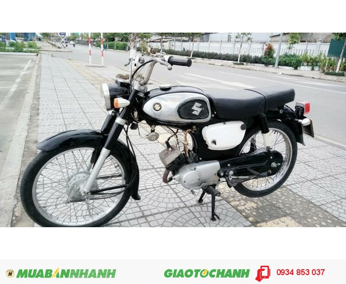 Suzuki m15 huyền thoại