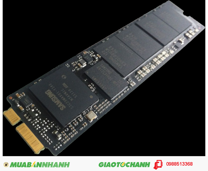 2/ ổ cứng cho macbook Air-Macbook pro (2014 - 2015) ssd 512gb hiện nay
