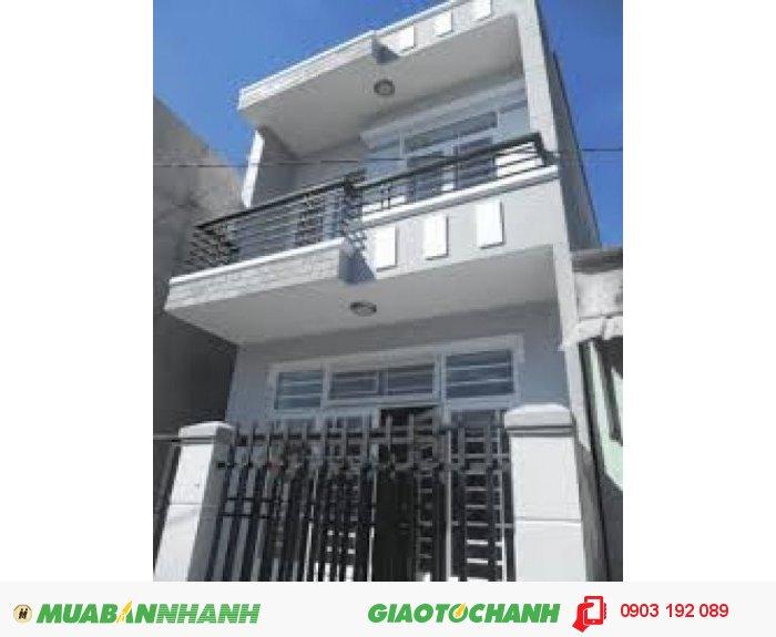 Bán gấp nhà đẹp 2MT hẻm 5m Hai Bà Trưng Q3, dt: 4x16m. 4 Lầu Đẹp, giá: 7.5 tỷ (TL)