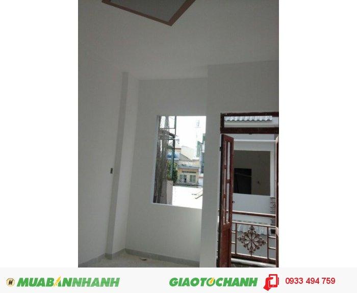 Nhà mới Hương Lộ 2, dt 54m2, giá 990tr