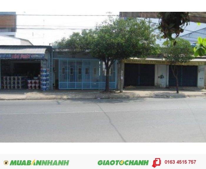 Chính chủ cho thuê nhà nguyên căn MT Lê Văn Khương, Q.12 DT 19x21m