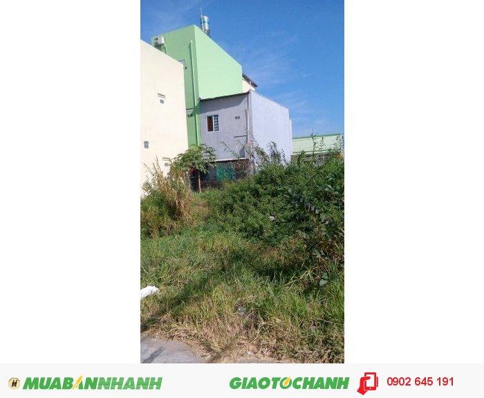 Bán đất nền thổ cư KDC Xẻo Chanh bệnh viện An Giang