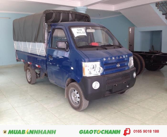 DongBen 870kg Thùng Lửng Số tay (số sàn) Xe tải động cơ Dầu diesel