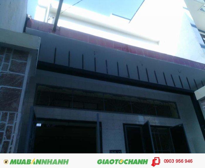 Bán Nhà Hẻm 3m Lê Đức Thọ, P16, Gò Vấp