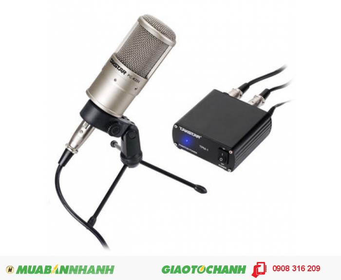Micro Thu Âm Takstar K2000
