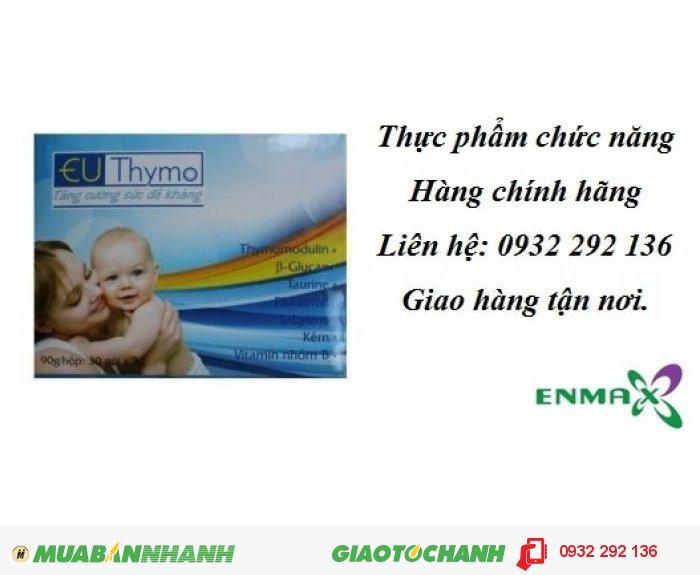 Euthymo Giúp trẻ ăn ngon, hấp thụ tốt