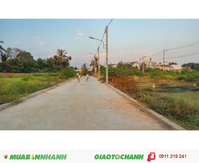 Đất Hà Huy Giáp gần CĐ Điện Lực