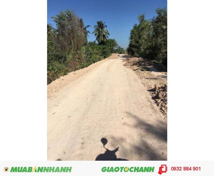 Bán đất p. Thạnh lộc, q12, MT sông Sài Gòn. Tổng DT: 655m giá 5,5 tỷ, cách cầu vượt Ngã Tư Ga 1,5km