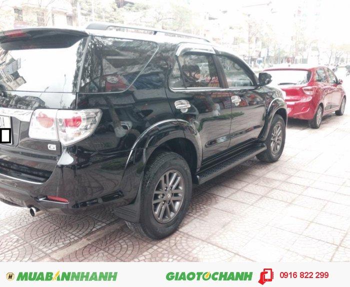 Cần bán xe Toyota Fortuner 2.5G máy dầu, số sàn 4