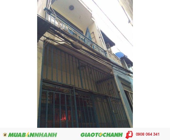 Bán nhà hẻm Phạm Văn Hai, P.3, Tân Bình