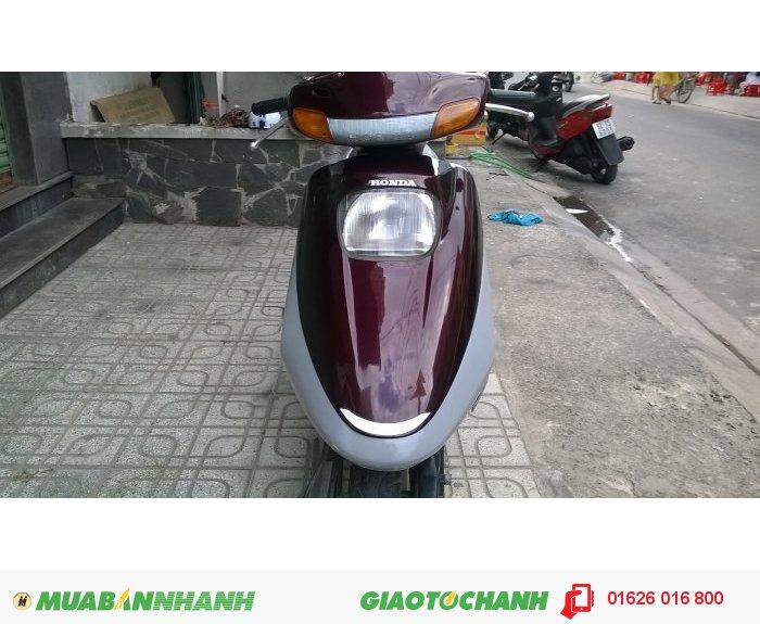 Xe Spacy 125Cc Hq Ld Màu Nho 2