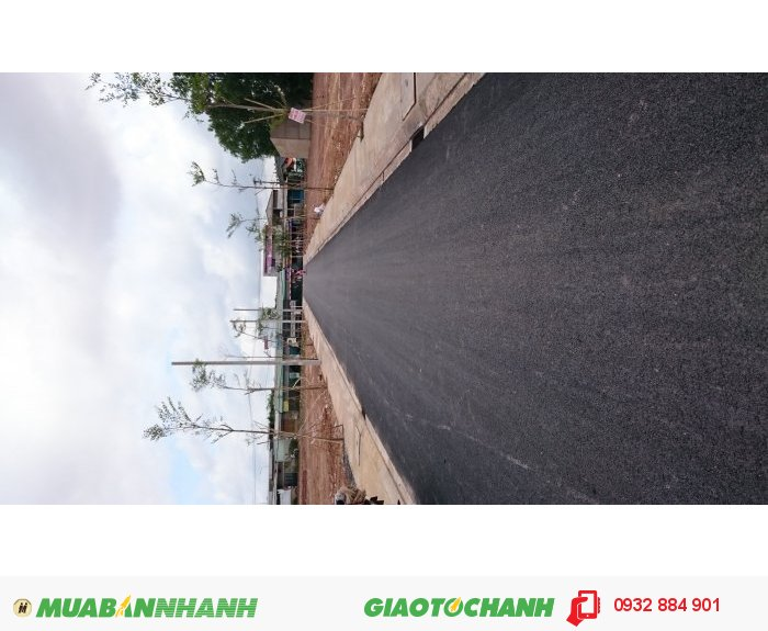 Cần sang nhượng gấp lô đất p.Thạnh Lộc, SHR,TC, (4x14,5) giá 870, đường thông, xe hơi tận nơi.