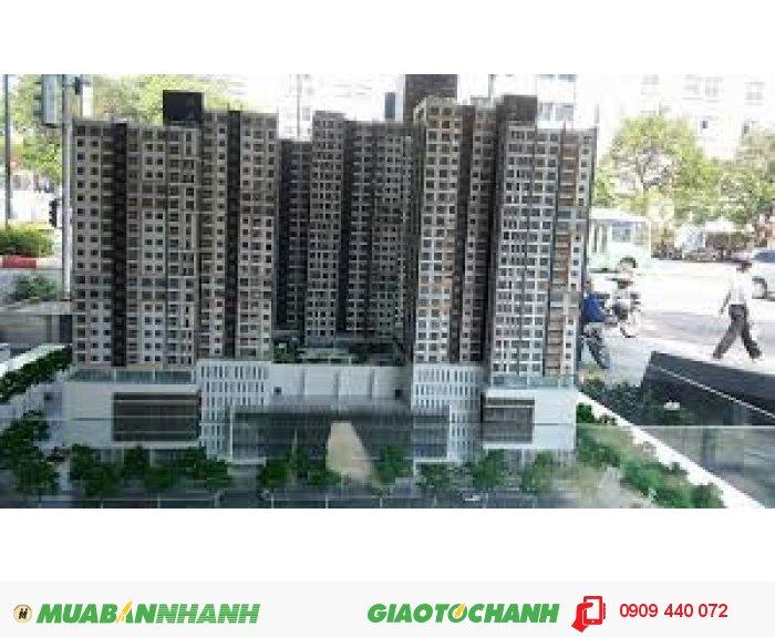 CH cao cấp 4 mặt tiền đường Lý Thường Kiệt đối diện SVĐ phú Thọ quận 10