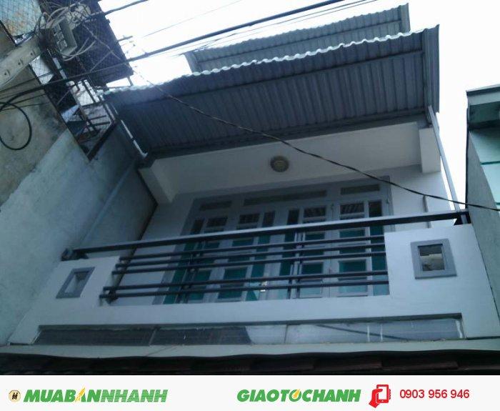 Nhà Bán Hẻm 3m Bùi Quang Là, P12, Quận Gò Vấp
