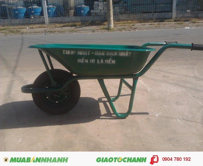 Xe rùa Tam Sanh đẹp bền, vận chuyển dễ dàng mà không phải mất nhiều công sức1