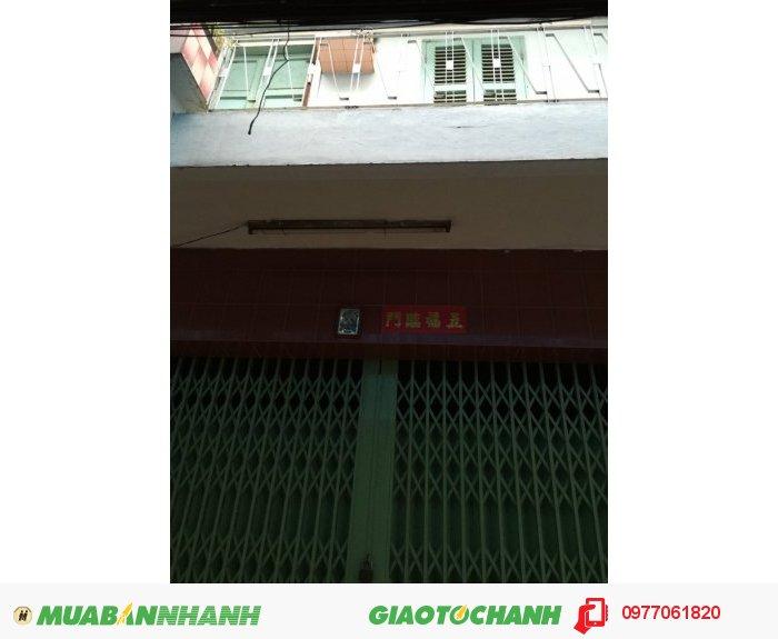 Nhà chính chủ  hẻm taxi thông 4,2x12,2m 312 Trịnh Đình Trọng giá 1,75 Tỷ