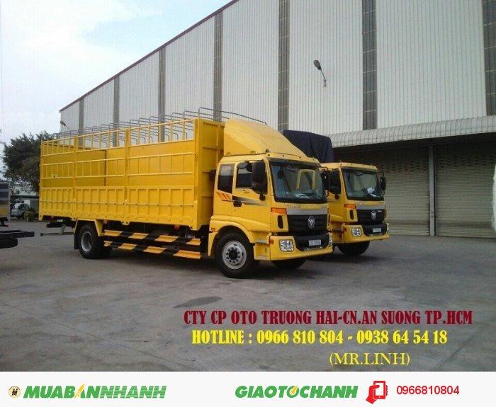 Xe tải AUMAN 2 CHÂN  C160 - 9 TẤN / THACO AUMAN