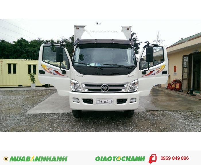 Xe tải Thaco ollin 500b, ollin 900a hỗ trợ trả góp 70% thủ tục đơn giản,call.