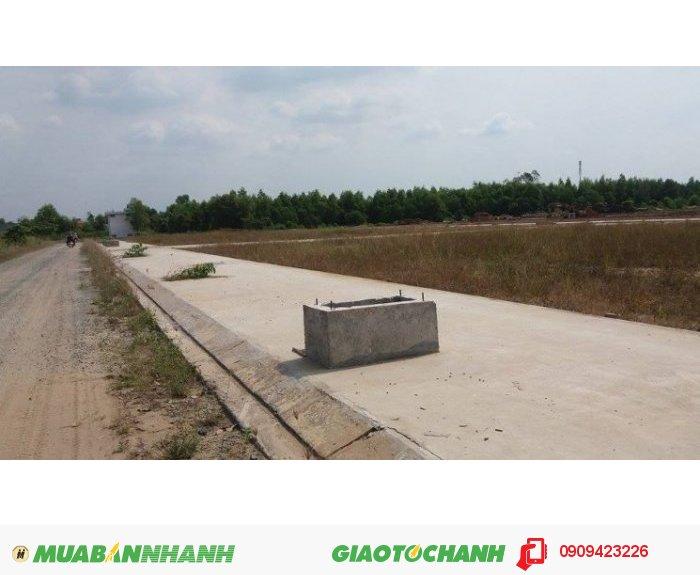 Đất nền KĐT mới Bình Chánh,Chỉ 127tr/nền,70m2,SĐR,xây dựng tự do.