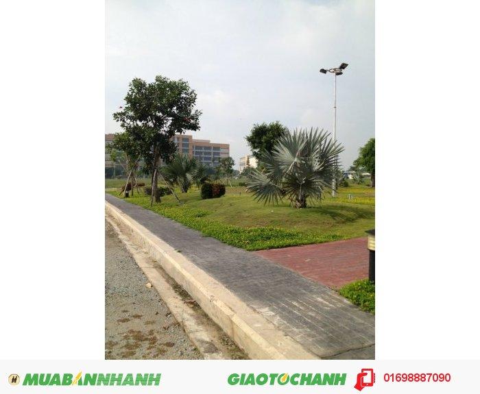 Đất nền biệt thự cực đẹp,cạnh bệnh viện quốc tế Becamex - Thuận An - Bình Dương