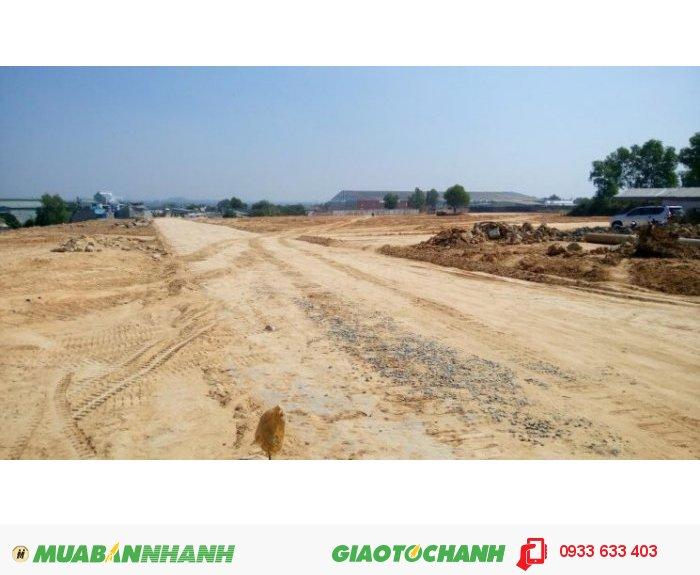 Bán đất gần vòng xoay An Phú 500tr/69m2.