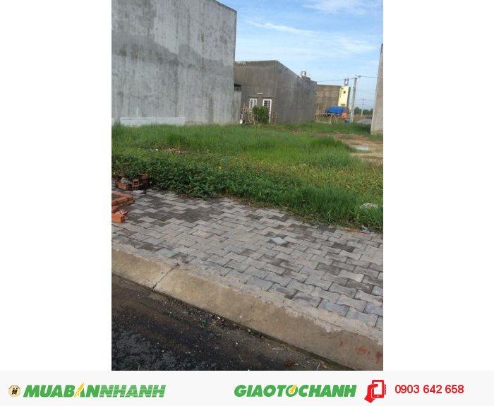 Bán gấp 3 lô đất 100m2 đường Phan văn Hớn, Hóc Môn, Hồ CHí Minh