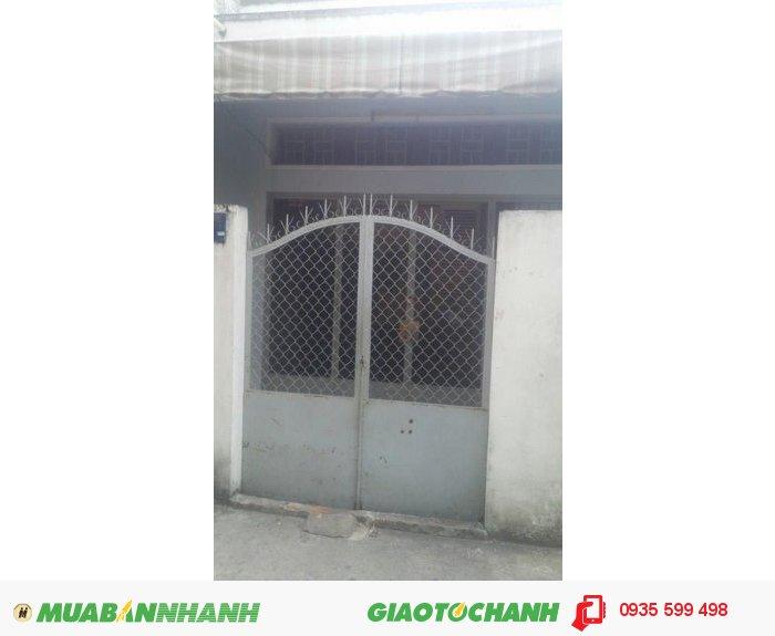 Bán nhà  cấp 4 đường HXH Đỗ Thừa Luông  80m2