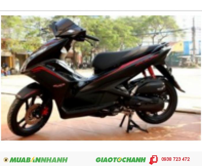 Tin hot! Xe air black màu đen mờ 2015 giá tốt đây!