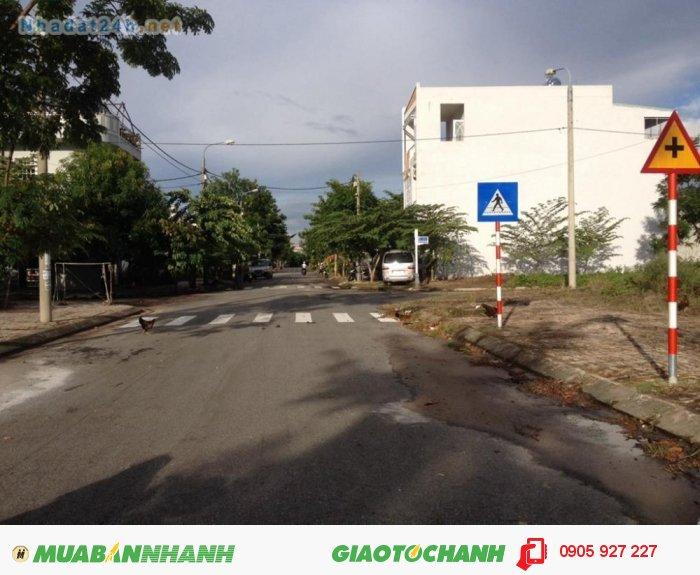 Bán nhanh 2 lô liền kề đường Nguyễn Quyền ngay bến xe ĐN giá 680tr/lô