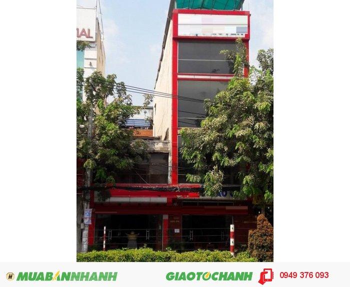 Cho thuê Nhà mặt tiền, đường Cộng Hòa, P.4, Q.Tân Bình, Gần ngã 4