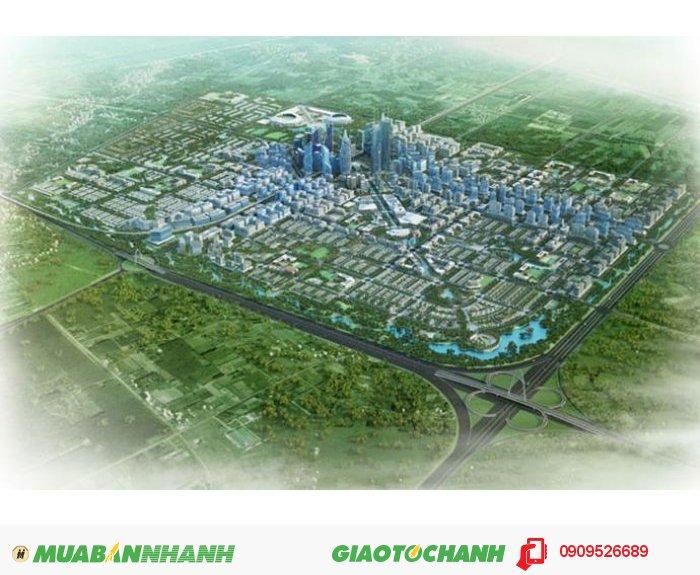 Bán đất nền Nhơn Trạch cạnh sân bay Long Thành, giá chỉ 580tr/nền trả chậm 24 tháng 0% LS