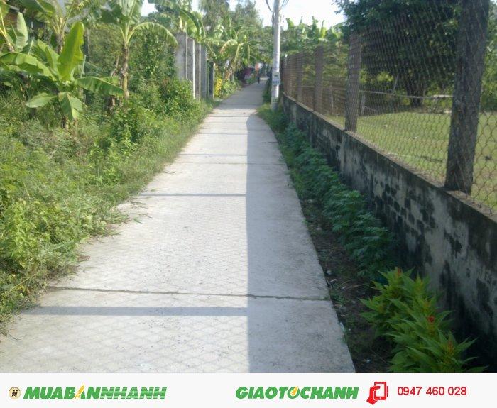 Bán đất nền phường Phú Khương - TP.Bến Tre
