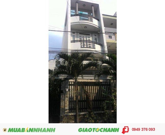CHo thuê Nhà Khuông Việt, P.Phú Trung, Q.Tân Phú