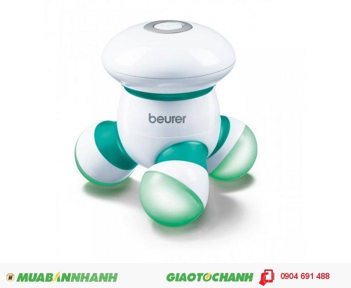 Máy massage toàn thân cầm tay mini Beurer MG16 của CHLB Đức hàng nhập khẩu chính hãng