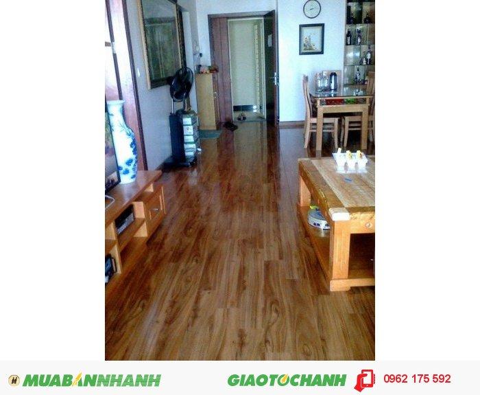 Chính chủ bán căn hộ 110m2 - 3PN chung cư Hồ Gươm Plaza gỗ sồi nga