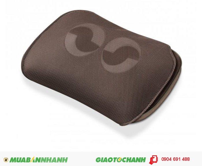 Gối massage Shiatsu cổ vai gáy lưng đa năng Beurer MG147 chức năng nhiệt của CHLB Đức hàng nhập khẩu chính hãng - Công ty Hợp Phát