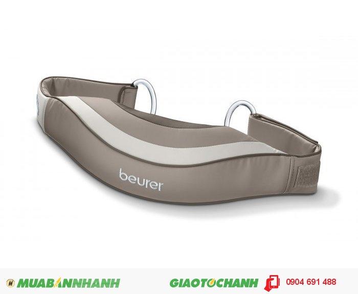 Vòng Đai massage Shiatsu cổ vai gáy lưng đa năng Beurer MG148 chức năng nhiệt của CHLB Đức hàng nhập khẩu chính hãng - Công ty Hợp Phát