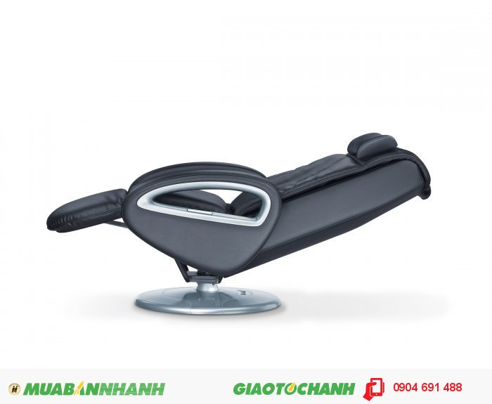 Ghế massage Shiatsu hiện đại đa năng Beurer MC3800 của CHLB Đức hàng nhập khẩu nguyên chiếc - Công ty Hợp Phát