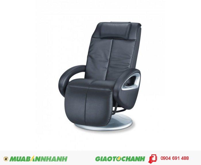 Ghế massage Shiatsu hiện đại đa năng Beurer MC3800 của CHLB Đức hàng nhập khẩu nguyên chiếc