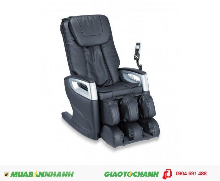 Ghế massage Shiatsu toàn thân cao cấp Beurer MC5000 của CHLB Đức hàng nhập khẩu nguyên chiếc