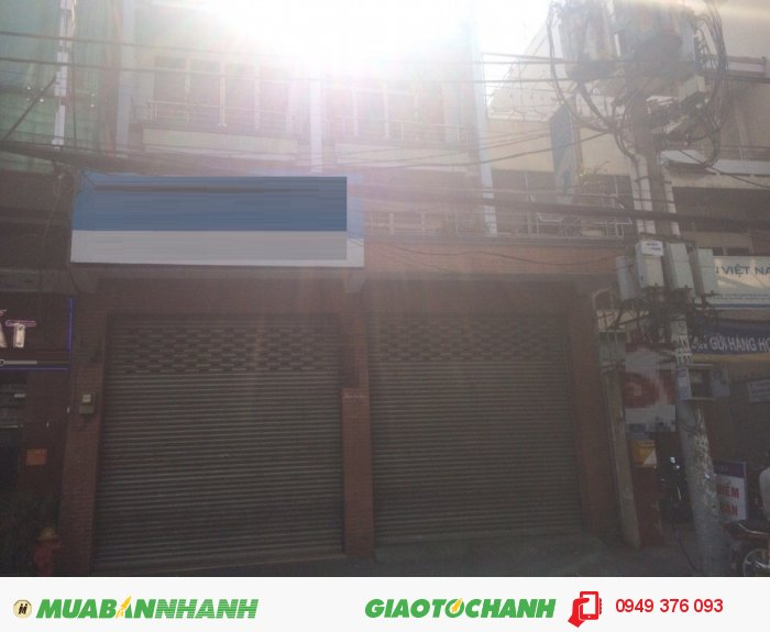 Cho thuê Nhà mặt tiền VỊ TRÍ ĐẮC ĐỊA , đường Lạc Long Quân
