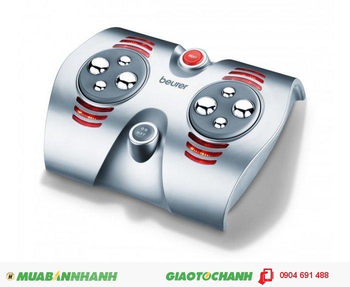 Máy massage chân Shiatsu Beurer FM38 đèn hồng ngoại của CHLB Đức hàng nhập khẩu chính hãng - Công ty Hợp Phát