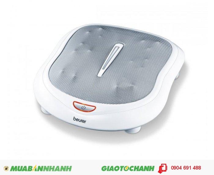Máy massage chân Shiatsu Beurer FM60 chức năng nhiệt sưởi ấm của CHLB Đức hàng nhập khẩu chính hãng - Công ty Hợp Phát