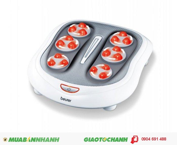 Máy massage chân Shiatsu Beurer FM60 chức năng nhiệt sưởi ấm của CHLB Đức hàng nhập khẩu chính hãng