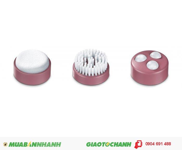 Bồn ngâm chân giữ ấm nước Beurer FB35 massage rung và sủi, liệu pháp hương thơm của CHLB Đức hàng nhập khẩu chính hãng