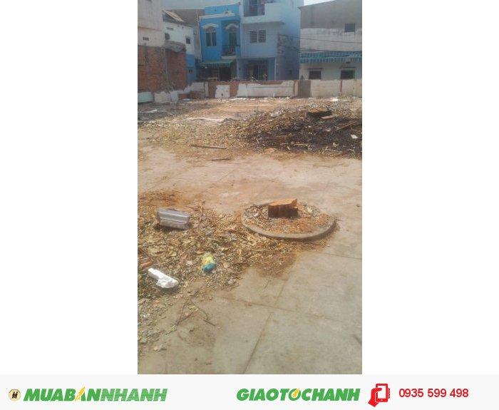 Bán đất hẻm XH  đường Nguyễn Ngọc Nhựt 48m2