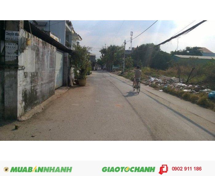 Bán đất quận Gò Vấp vị trí cực đẹp, đường nhựa  8m, giá từ 970 triệu