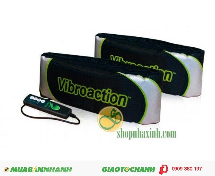 Đai Matxa Giảm Béo Vibroaction NX912