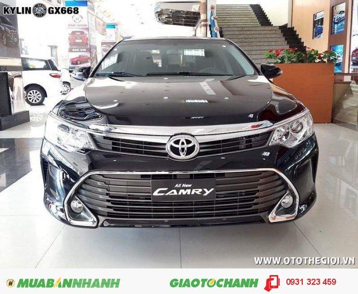 Xe nhập khẩu nguyên chiếc ! Toyota Camry 2.0 Limited 2016