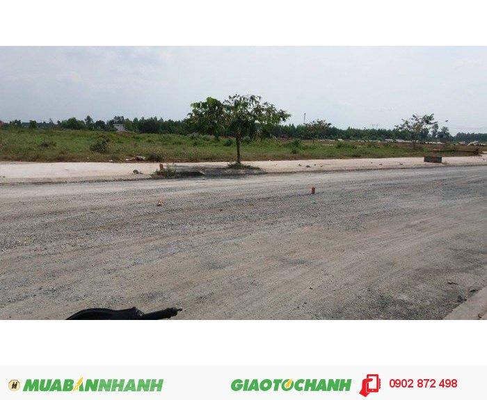 Nhanh tay sở hữu đất nền dự án huyện Bình Chánh, chỉ 387tr/nền